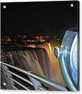 09 Niagara Falls Usa Series Acrylic Print