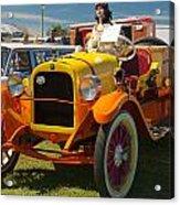 1915 Speedster Acrylic Print