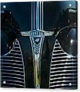1940 Pontiac Acrylic Print