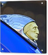 1948 Indian Chief Motorcycle Acrylic Print