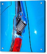 1950 Oldsmobile 88 Deluxe Holiday Coupe Acrylic Print