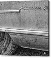 1951 Nash Ambassador Side Logo Acrylic Print