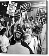 1952 Republican National Convention Acrylic Print by Everett