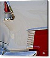 1955 Chevrolet 210 Taillight Acrylic Print