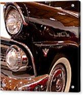 1955 Ford Fairlane Crown Victoria 2-door Hardtop Acrylic Print