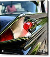 1958 Mercury Park Lane Tail Light Acrylic Print