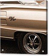 1967 Dodge Coronet Rt Acrylic Print