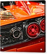 2012 Falcon Motor Sports F7 Series 1  Acrylic Print