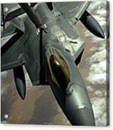A U.s. Air Force F-22 Raptor Acrylic Print