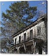 Abandoned Homestead Acrylic Print by John Stephens