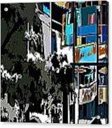 Abstract 24 Acrylic Print