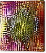 Abstract Iv Acrylic Print