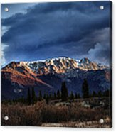 Alaskan Morning Acrylic Print