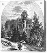 Albert Bierstadt (1830-1902) Acrylic Print by Granger