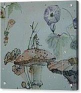 Album Of Crickets Acrylic Print