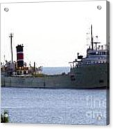 Alpena Ship Acrylic Print