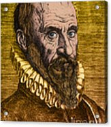 Ambroise Par�, French Surgeon Acrylic Print