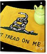 American Tea Party Acrylic Print