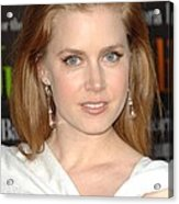 Amy Adams At Arrivals For Julie & Julia Acrylic Print by Everett