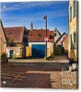An Alley In Dragoer Acrylic Print