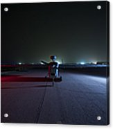 An Rq-5 Hunter Unmanned Aerial Vehicle Acrylic Print