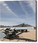 An Rq-7 Shadow Unmanned Aerial Vehicle Acrylic Print