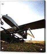 An Rq-7b Shadow Unmanned Aerial Vehicle Acrylic Print