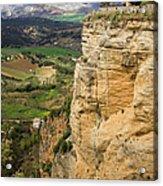 Andalusia Landscape Acrylic Print by Artur Bogacki