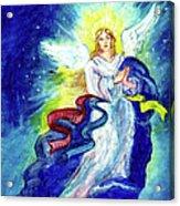 Angel Of Joy Acrylic Print