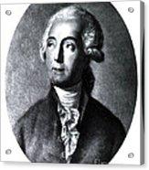 Antoine-laurent Lavoisier, French Acrylic Print