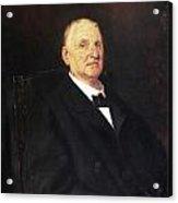 Anton Bruckner (1824-1896) Acrylic Print