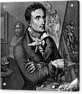 Antonio Canova (1757-1822) Acrylic Print