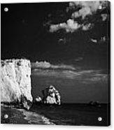Aphrodites Rock Petra Tou Romiou Republic Of Cyprus Acrylic Print