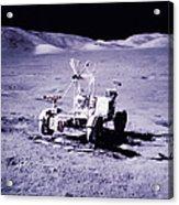 Apollo Mission 17 Acrylic Print