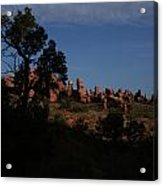 Arches National Park Acrylic Print