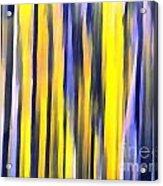 Art Abstract Work Acrylic Print