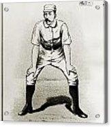 Arthur Irwin (1858-1921) Acrylic Print