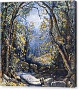 Autumn, 1873 Acrylic Print