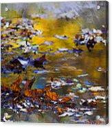 Autumn Voyage Acrylic Print