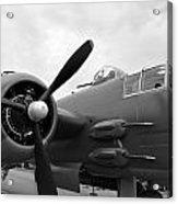 B25 Bomber Acrylic Print
