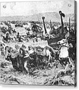 Balkan Insurgency, 1876 Acrylic Print