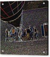 Balloon Dreamscape  7 Acrylic Print