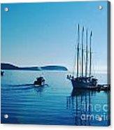 Bar Harbor Maine Acrylic Print