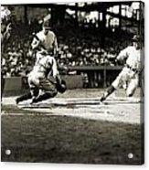 Baseball: Washington, 1925 Acrylic Print