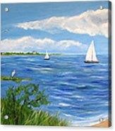 Bayville 2 Acrylic Print