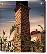 Beavertail Lighthouse Acrylic Print