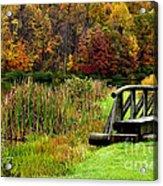 Big Ditch Lake Acrylic Print