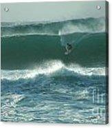 Big Surf Acrylic Print