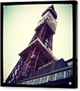 Blackpool Tower Acrylic Print