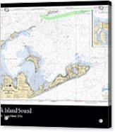Block Island Sound Acrylic Print